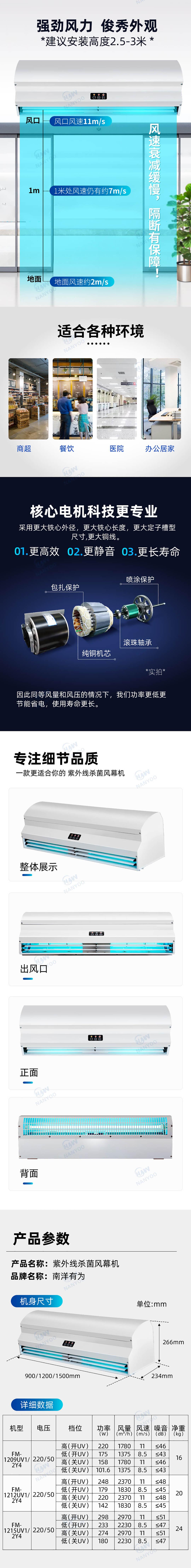 高效紫外线杀菌风幕机2.jpg